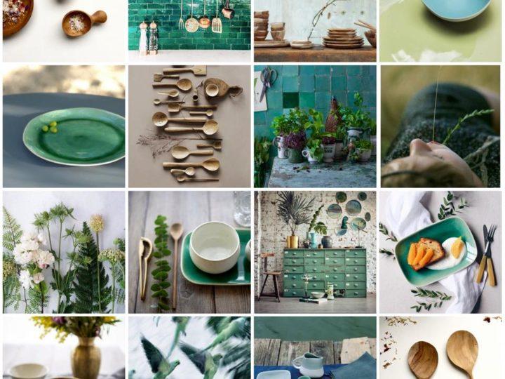 Du vert et du bois… Inspirations printanières
