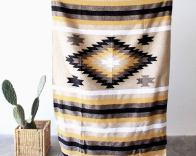 Plaid – Tapis « Yellowstone » Tribe & True