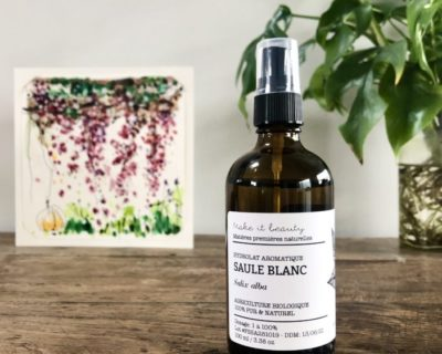 Hydrolat aromatique de saule blanc Bio Make it Beauty