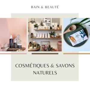 Comme un retour à l'essentiel et au vrai... Utiliser des cosmétiques et des produits de bain naturels, c'est se respecter avant tout et respecter son environnement