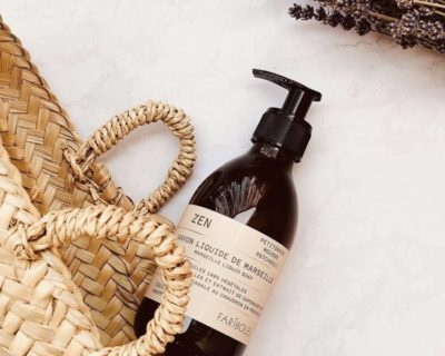 Savon liquide 100% naturel Zen