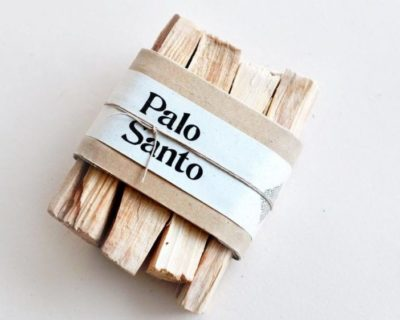 Lot de 4 Palo Santo