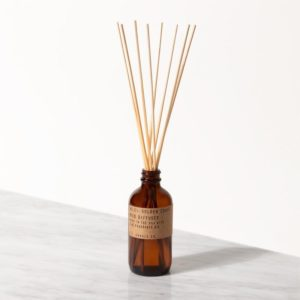 diffuseur pf candle co, parfum golden coast, lodge boutique