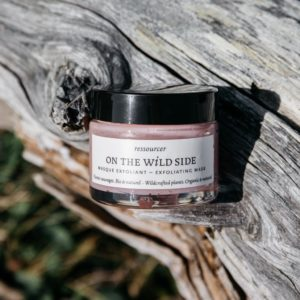masque exfoliant On the Wild Side, Lodge boutique
