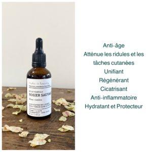 huile de rosier sauvage bio, make it beauty, lodge boutique