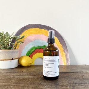 Hydrolat aromatique de citron make it beauty, lodge boutique