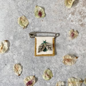 broche insecte extraordinnaire, olive and the pepper, lodge boutique