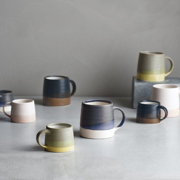 mug kinto en porcelaine, lodge