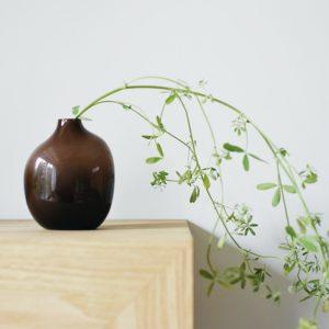 vase Sacco 02 en verre, Kinto Japan, lodge boutique