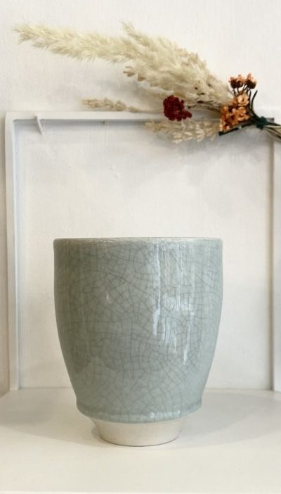 mug Dashi céladon, Jars Céramistes, Lodge boutique