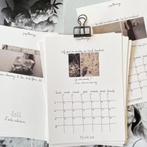 calendrier papillonnage, lodge boutique